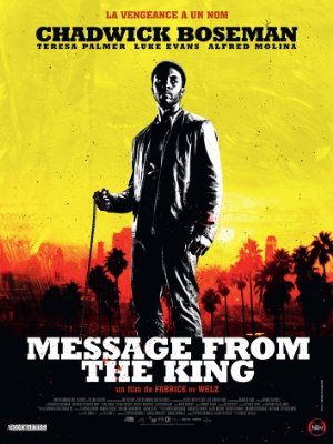 img Message from the King