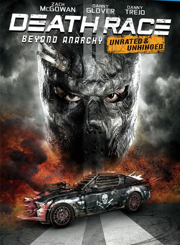 Death Race 4: Beyond Anarchy