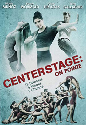 img Center Stage: On Pointe