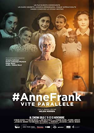 img #AnneFrank. Parallel Stories