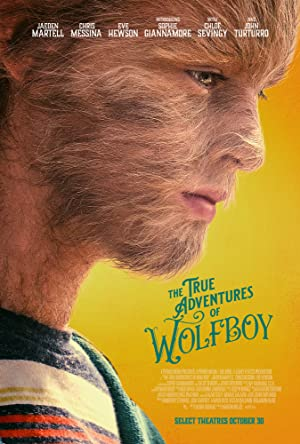 img The True Adventures of Wolfboy