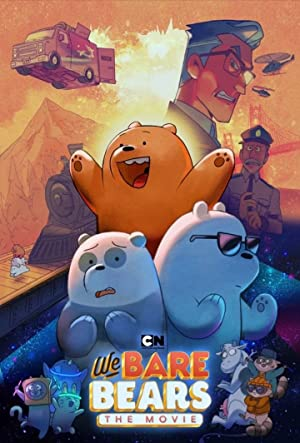 img We Bare Bears: The Movie